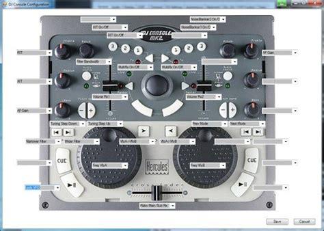 hercules dj console mk2 contr 244 ler une radio sdr avec powersdr et dj console mk2