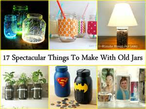 17 spectacular things to make with jars