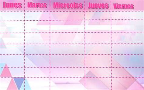 horario de clases para imprimir horario de clases 1 violetta pedidos by jazminvega on