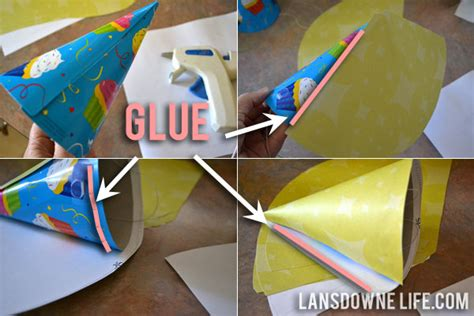 How To Make Birthday Cap With Paper - how to make mickey mouse ears birthday hats