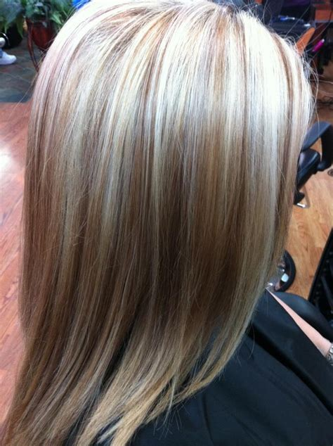 how you make hi lites blonde natural hi lite low lite in blonde hair perfect for