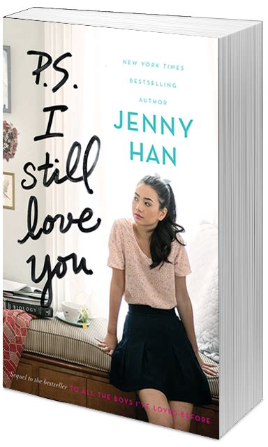 p s i still love dee s reads book review p s i still love you by jenny han