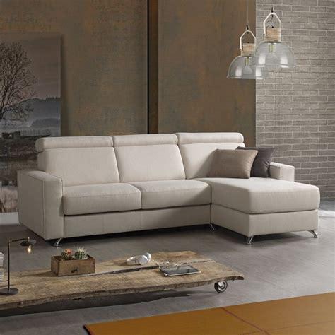 divani enormi interesting divano letto con penisola in tessuto di design