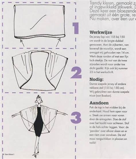 sewing pattern language this is so easy to do and works in a wide variety of
