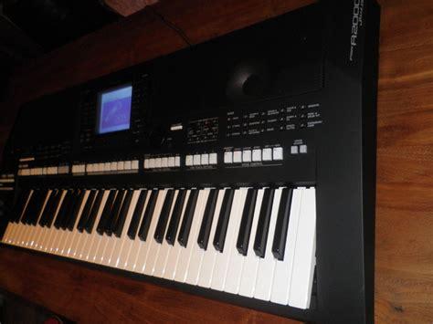 Keyboard Yamaha Psr A 2000 yamaha psr a2000 image 570591 audiofanzine