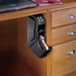 desk safe gun storage solutions that are cool and practical