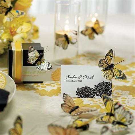 25 Butterfly Wedding Party Decorations ? Candy Cake