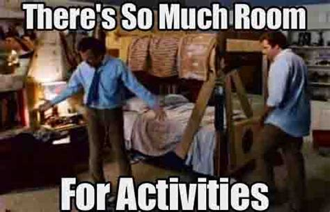 so much more room for activities activities
