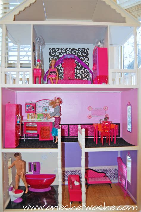 how much is a doll house 6 hour dollhouse remodel now it s perfect for barbie or so she says