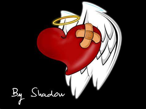 imagenes de corazones goticos con alas magic blog corazon alado