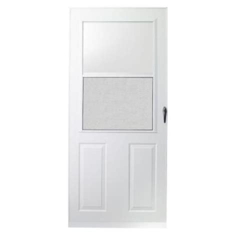 emco door emco 36 in x 80 in 200 series white traditional