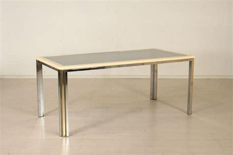 tavolo anni 70 tavolo anni 70 80 stile willy rizzo marco polo