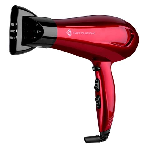 Hair Dryer Temperature professional hair dryer 1875w heat speed compact