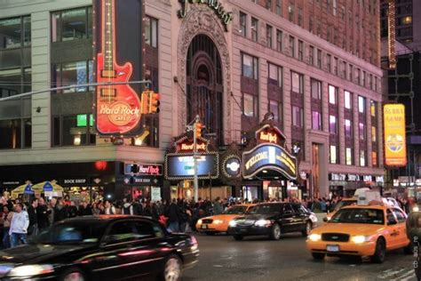 blue cafe nyc restaurants located in times square for new year s