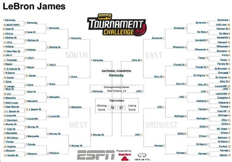 uk basketball schedule march madness the 25 best ideas about nba bracket on pinterest