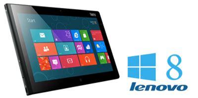 Tablet Lenovo Bulan tablet windows 8 lenovo hadir bulan oktober nanti