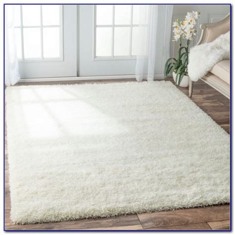 white plush area rug white plush area rug rugs home design ideas