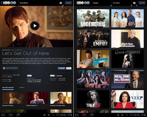 hbo go android tv how to tv on android to bring the with you