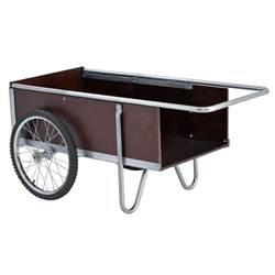 lawn cart home depot sandusky 53 in w 6 5 cu ft yard garden cart gc5332