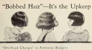 1920s shingles bob haircut images 1920s hairstyles the bobbed hair phenomenon of 1924