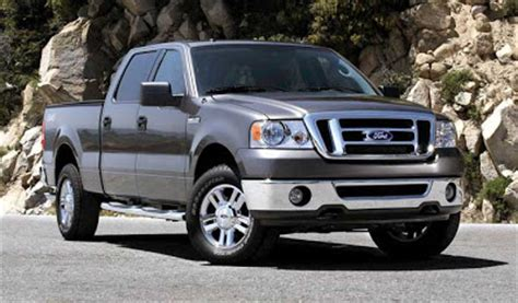 2008 Ford F 150 Owners Manual Review Specs And Price