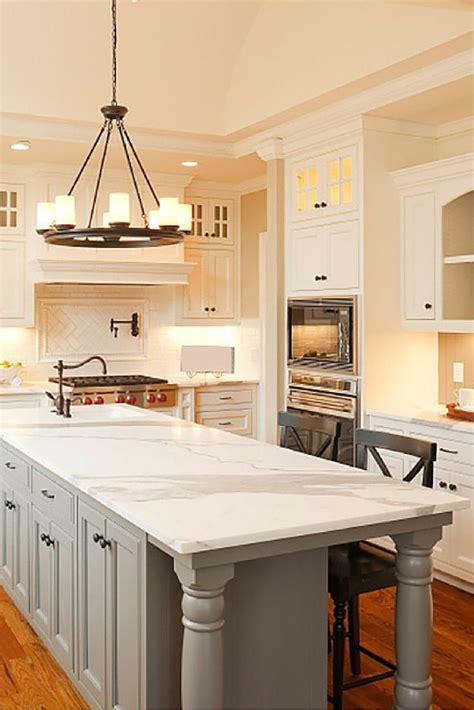 pinterest kitchen island ideas white kitchen with grey island kitchen ideas pinterest
