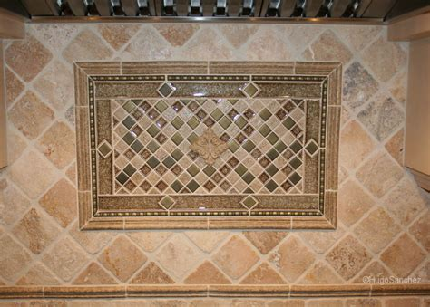 decorative tile inserts kitchen backsplash backsplashes kitchen backsplash tile inserts travertine