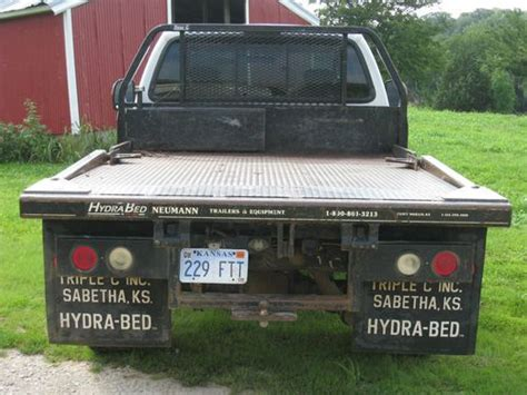 hydra bed sell used 2005 ford f350 4wd flat bed truck with hydra bed