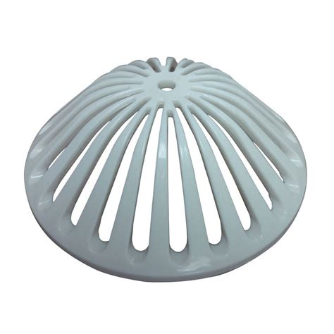 watts floor sink white abs floor sink dome strainer plumbersstock
