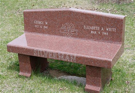 memorial granite benches granite memorial bench benches