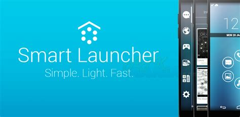 smart launcher 3 pro apk v3 05 8 for android - Smart Luncher Apk
