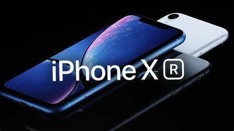 تعر ف على مواصفات iphone xr الإصدار المتواضع من iphone xs