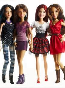 victoria justice barbie cast victorious dolled deets
