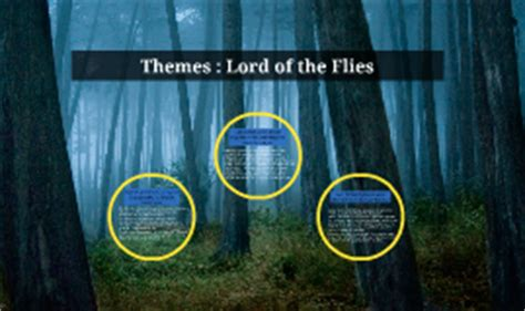 Themes In Lord Of The Flies Prezi | themes lord of the flies by andrea p on prezi