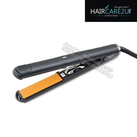 Tuft Brush Iron tuft 6600 nano ceramic styler professional hair