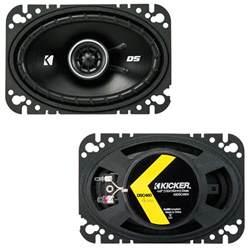 Jeep Wrangler Speaker Replacement Jeep Wrangler 1997 2006 Factory Speaker Replacement Kicker