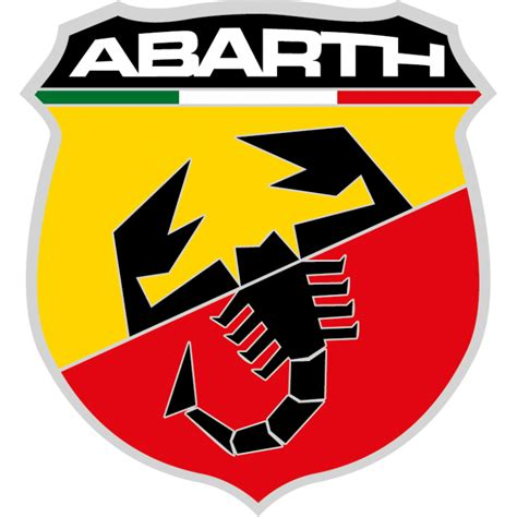 Abarth Aufkleber by Sticker Abarth Logo
