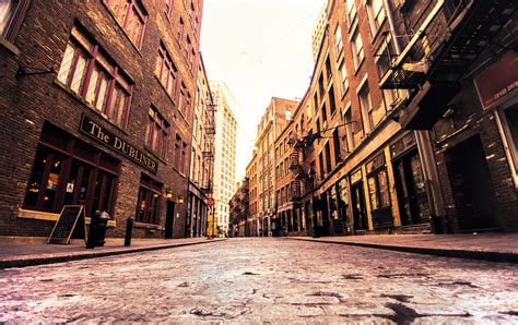 new york stone new york city s stone street photograph by vivienne gucwa