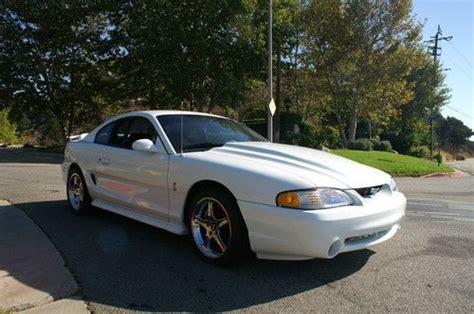 Striping Mahkota Cobra 6 purchase used mustang cobra 5 0 project car 15 years in the in northridge