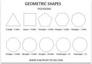 polygons worksheet new calendar template site