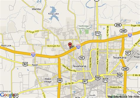 comfort texas map map of comfort suites texarkana texarkana