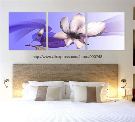 how to sell home decor online another one hot sell home decor art 3 piece blue back oil