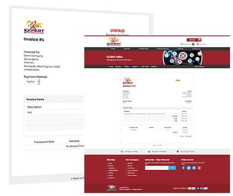 Whmcs Invoice Template by Whmcs Invoice Template Rabitah Net