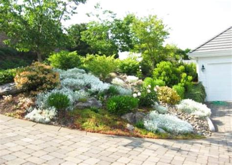 Rock Garden Front Yard Rock Garden Design Tips 15 Rocks Garden Landscape Ideas