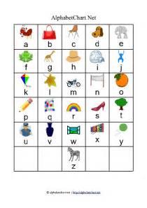 color charts tag alphabet chart net
