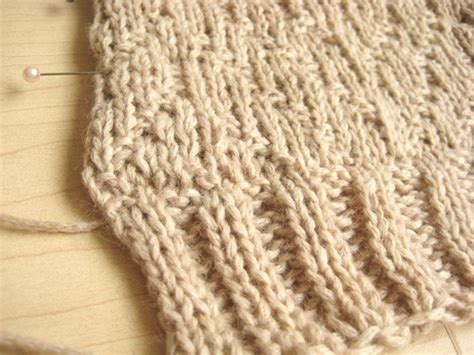 grafting knitting in pattern grafting knitting how did you make this luxe diy