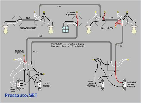 single pole switch wiring diagrams lights kenwood