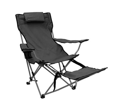 Folding Recliner Chair With Footrest by Folding Cing Chair With Footrest