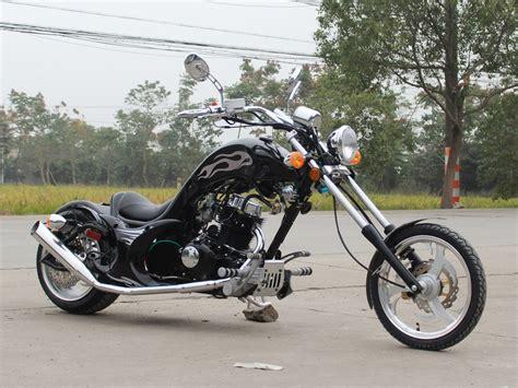 Buy 250CC Street Legal Chopper Motorcycle Harley Bobber On Sale DF250RTF ? Venom Motorsports USA
