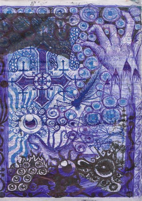 ballpoint pen doodles intricate ballpoint pen doodles out of